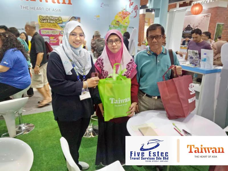 MATTA Fair 2019 Bukti Taiwan Semakin Dekat Dengan Pelancong Muslim