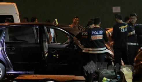 Ahli Sindiket Seludup Migran Mati Ditembak Polis