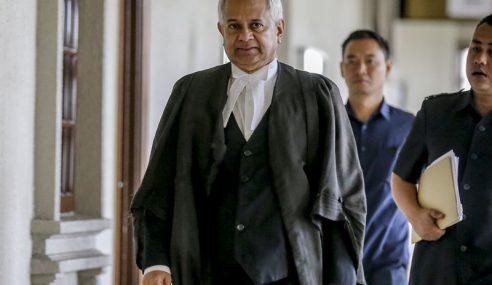 Kes Adib: Tommy Digesa Lepas Jawatan Peguam Negara