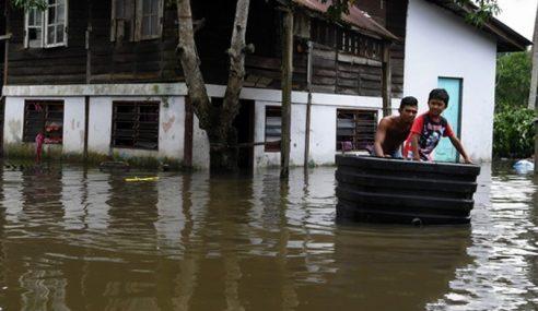Mangsa Banjir Seluruh Negara Meningkat