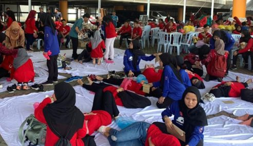 118 Pengunjung Kongres Maruah Melayu Keracunan Makanan