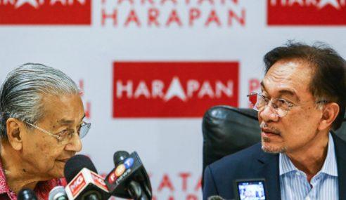 Peralihan Jawatan PM Perlu Diputuskan Majlis Presiden PH