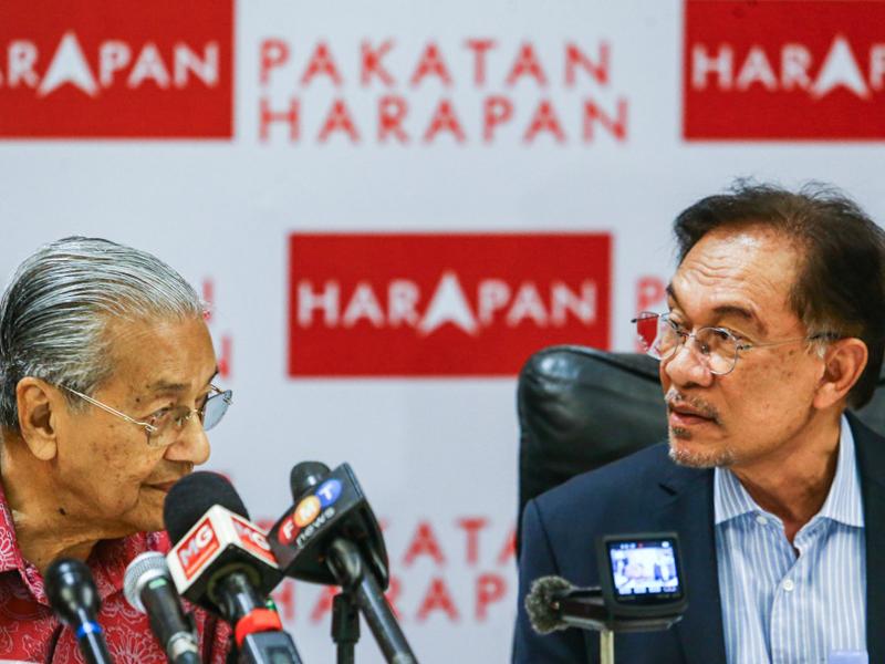 PKR Belum Bincang Permohonan Salleh Keruak – Anwar