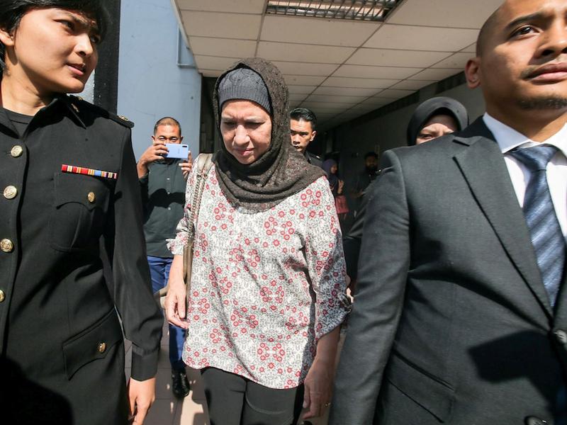 Bekas CEO SSM Didakwa Subahat Terima Rasuah RM250,000