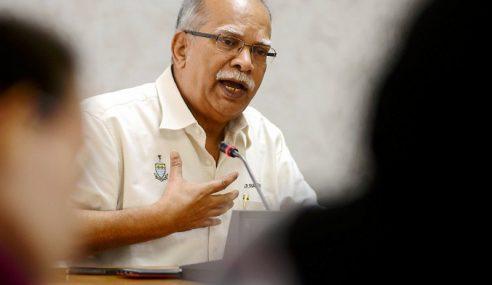 LTTE: PAS Gesa Polis Tangkap Ramasamy