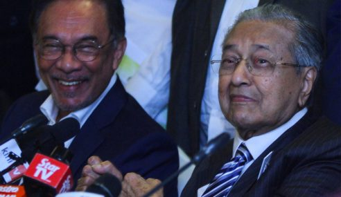 Berhentilah Tanya Mahathir Peralihan Kuasa PM – Anwar