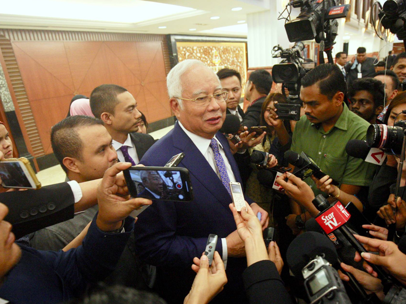 Najib Cadang PAC Siasat Guan Eng