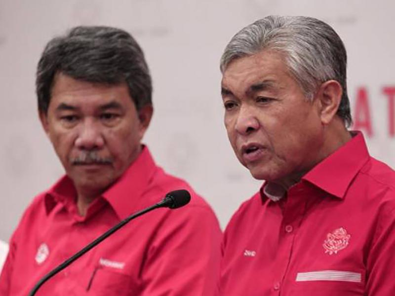 UMNO Setuju Sertai Kongres Maruah Melayu