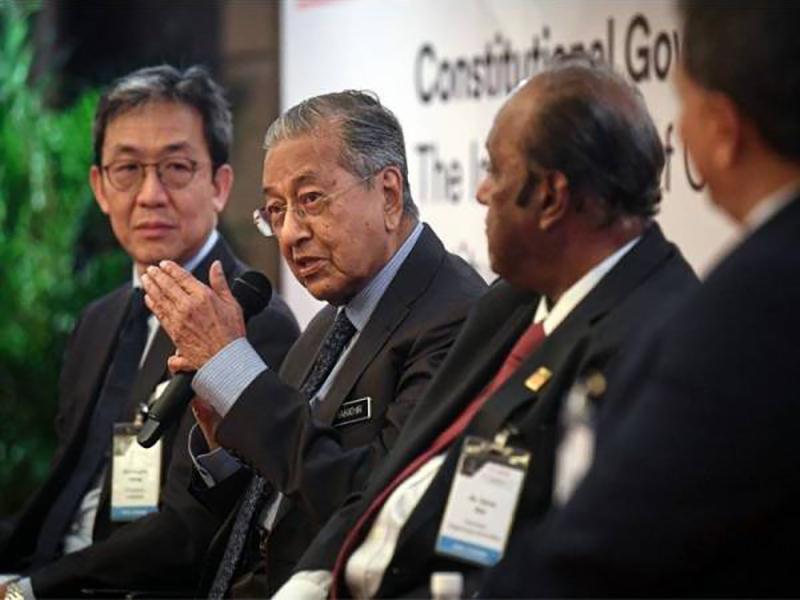 Mahathir Beri Jaminan Kerajaan PH Tidak Zalim