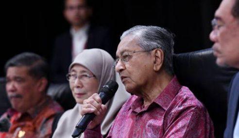Laporan Media Mengenai GST Tak Tepat – Mahathir