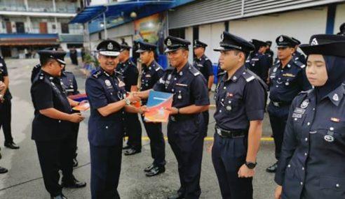 Polis Perak Siap Sedia Hadapi Pilihan Raya Negeri