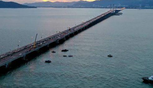 Kadar Tol Kereta Di Jambatan Kedua Pulau Pinang Turun