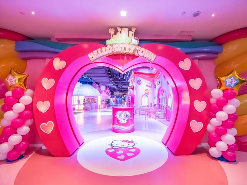 Sanrio Hello Kitty Town Di Johor Bakal Tutup