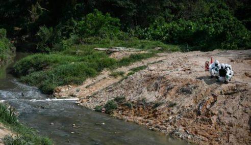 Perbicaraan Kes Pencemaran Sungai Kim Kim Ditangguh