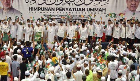 Ribuan Hadiri HPU UMNO-PAS Peringkat Terengganu