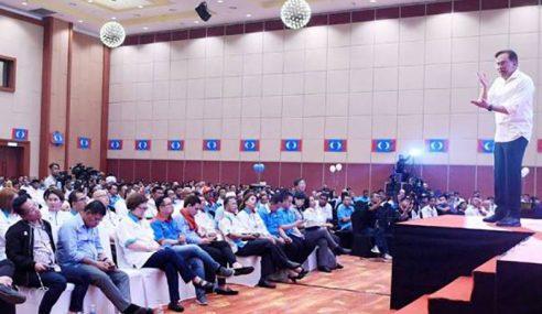 PKR Tiada Masalah Terima Salleh – Anwar