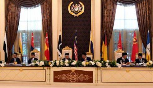 Tunku Muhriz Pengerusikan Mesyuarat Majlis Raja-Raja Ke-255