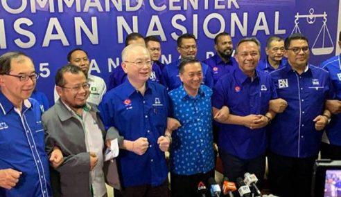 Wee Jeck Seng Calon BN Di PRK Tanjung Piai