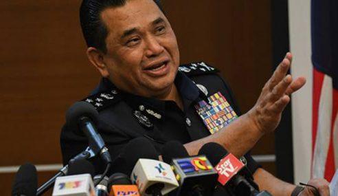Polis Minta Bantuan Pakar Sahkan Fakta Komik Propaganda