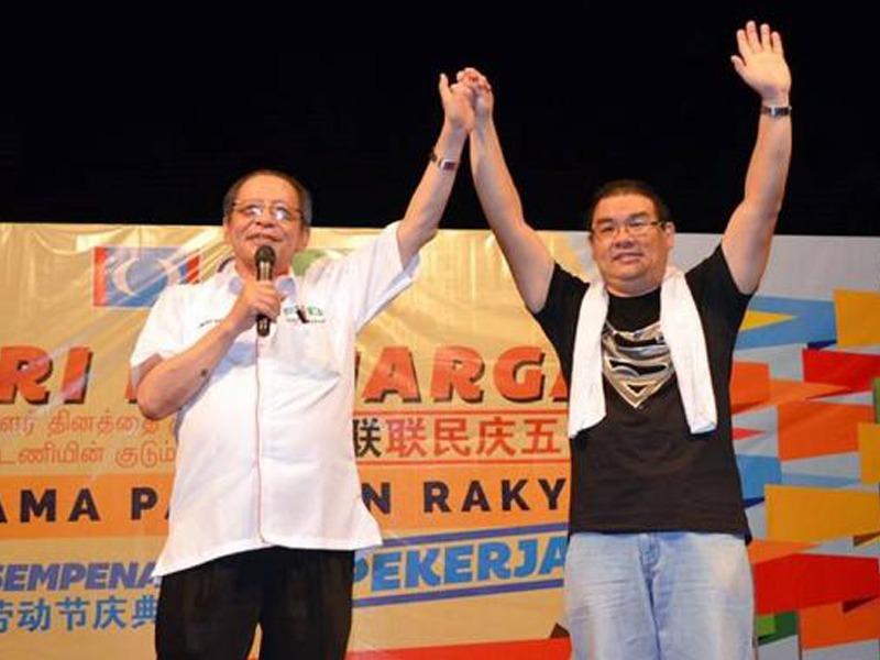 Kit Siang Tidak Setuju KDN Haramkan Komik Propaganda