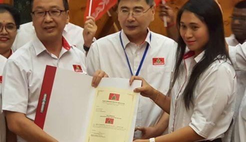 Wendy Subramaniam Calon Gerakan Pada PRK Tanjung Piai