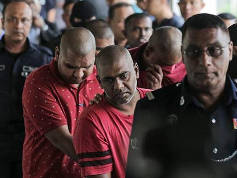 LTTE: ADUN Gadek, 3 Lelaki Didakwa Lagi