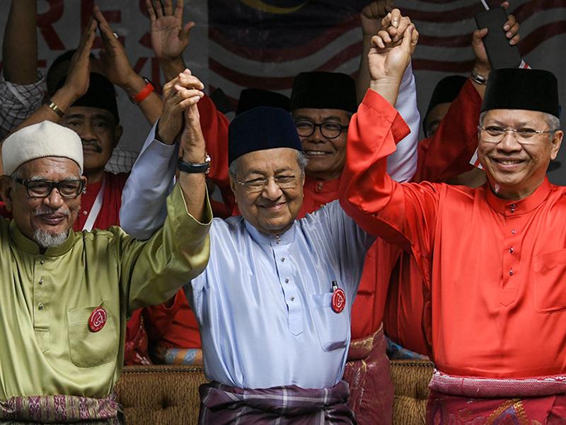 Mahathir Boleh Bersama BN, PAS Jika Betul-Betul Ikhlas