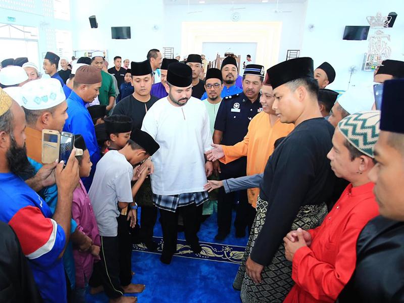 Pembesar Suara Masjid, Surau Tak Perlu Diperlahan – Tunku Ismail
