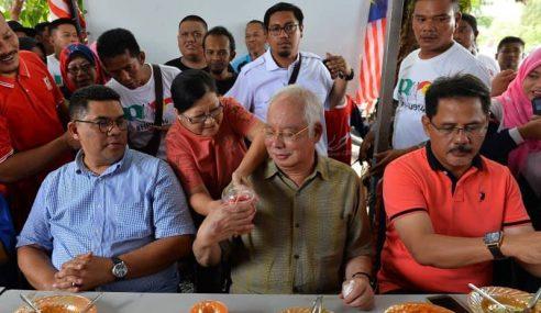 GST Lebih Baik Daripada SST – Najib