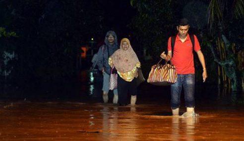 Bilangan Mangsa Banjir Meningkat Kepada 1,676 – Nadma