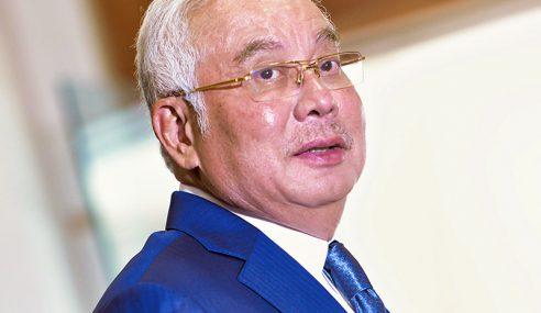 """Kita Tunggu Dividen LTAT Mac Tahun Depan"" – Najib"