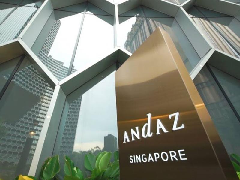 Khazanah Jual Hotel Di Singapura Dengan Harga RM1.44 Bilion