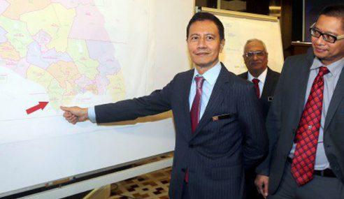 PRK Parlimen Tanjung Piai 16 November