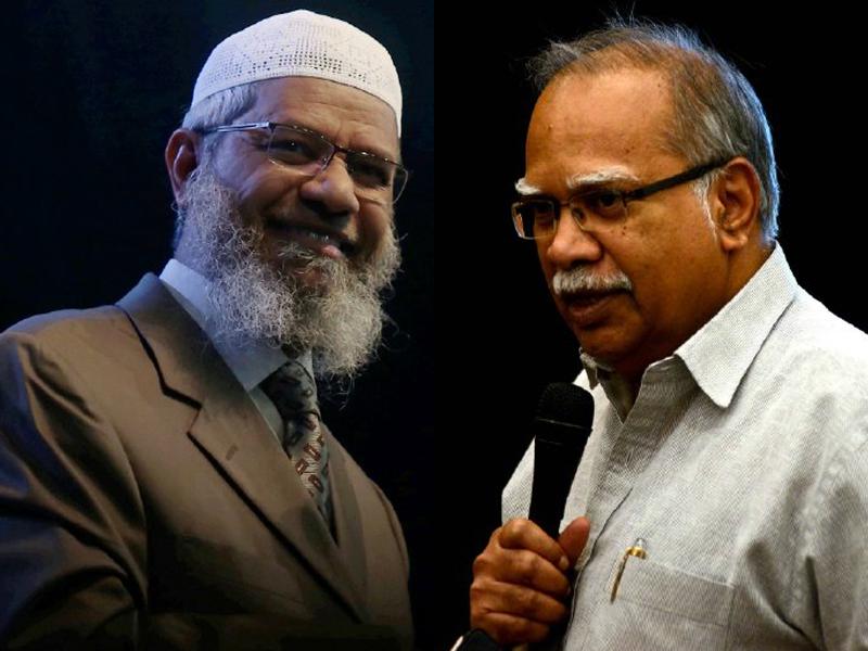 Zakir Naik Fail Saman Terhadap Ramasamy