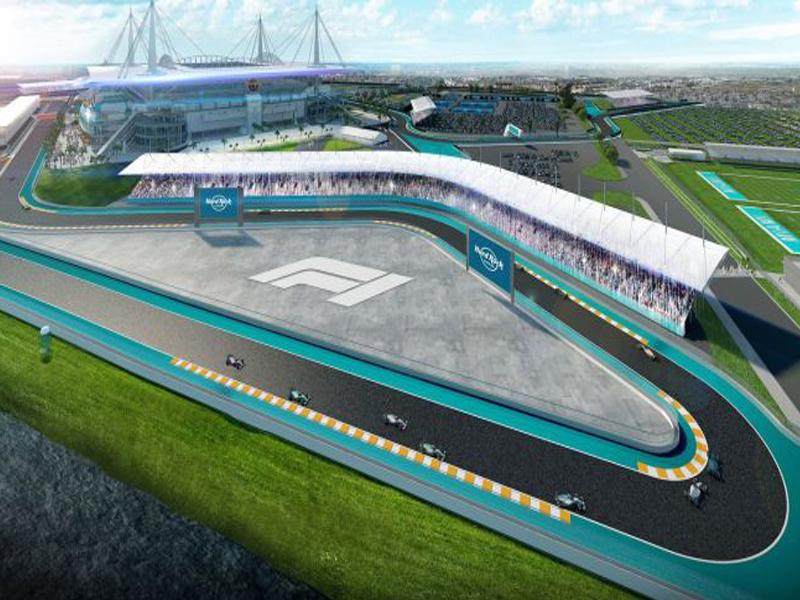Formula 1 Di Florida Pada Tahun 2021
