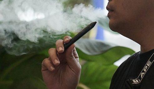 Kerajaan Digesa Segera Haramkan Rokok Elektronik