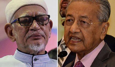 Abdul Hadi, Mahathir Akan Bertemu Di Kongres Maruah Melayu