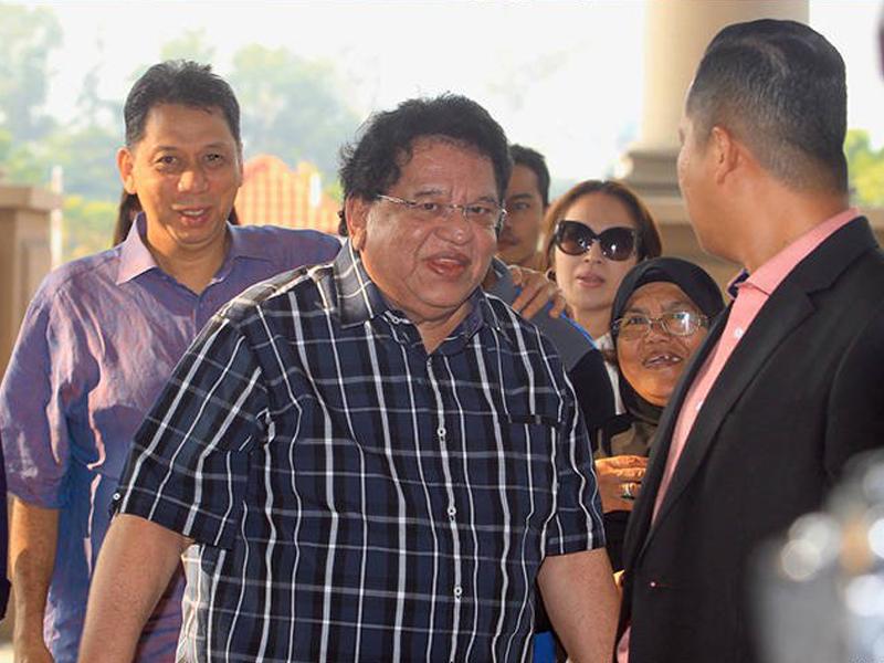 Mahkamah Arah Tengku Adnan Bela Diri