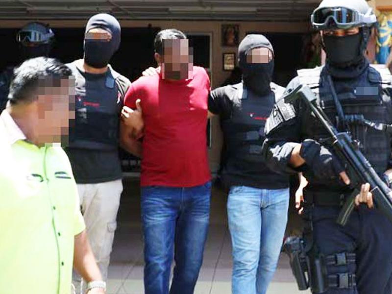 LTTE: Polis Ada Bukti Sebelum Lakukan Tangkapan