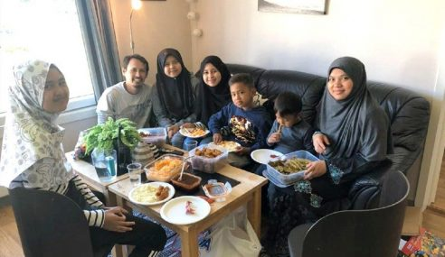 Rakyat Malaysia Didakwa Dera Anak Di Norway