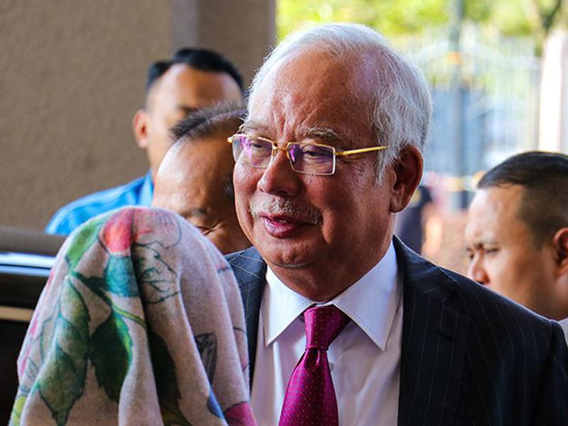 Jika Fitnah, Adakah Istana Buat Laporan Palsu, Soal Najib