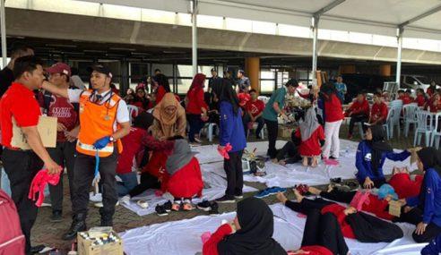 Nasi Lemak Punca 197 Peserta KMM Keracunan Makanan