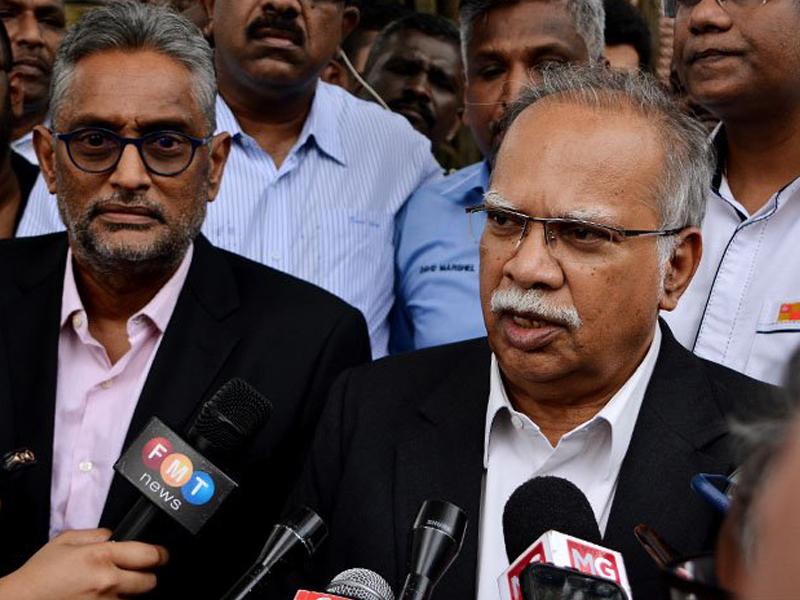 """""""Ada Cubaan Kaitkan Saya Dengan LTTE"""" – Ramasamy"""