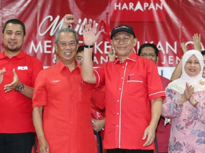 Karmaine Sardini Calon PH Bagi PRK Tanjung Piai