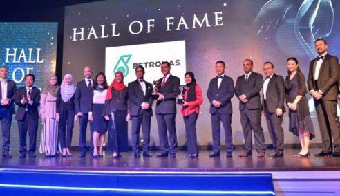 Petronas Raih 2 Anugerah Putra Brand