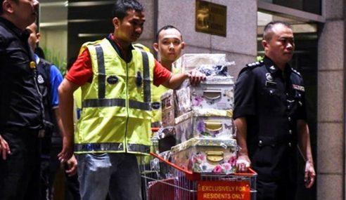 Pendakwaan Setuju Beri Salinan Gambar Barang Sita Kepada Najib
