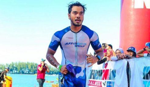 Kalau Dah Lenjan 15 Jam Ironman, Alif Solat Kat Mana?