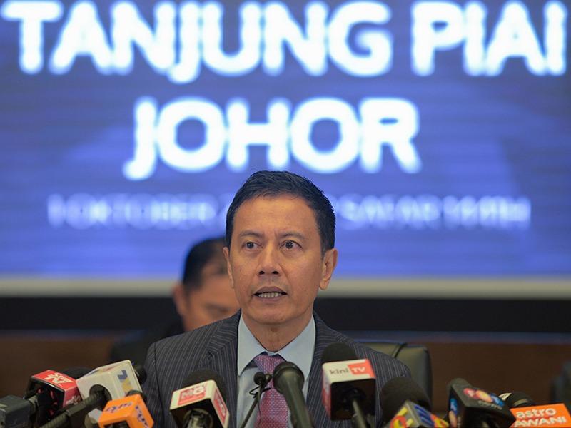 SPR Nafi Tidak Berlaku Adil Di Tanjung Piai