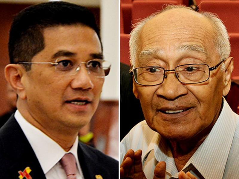 Azmin Dakwa Syed Husin Cemburu Kejayaan Mahathir