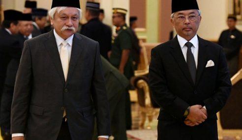 Agong Berangkat Hadir Mesyuarat Majlis Raja-Raja Ke-255